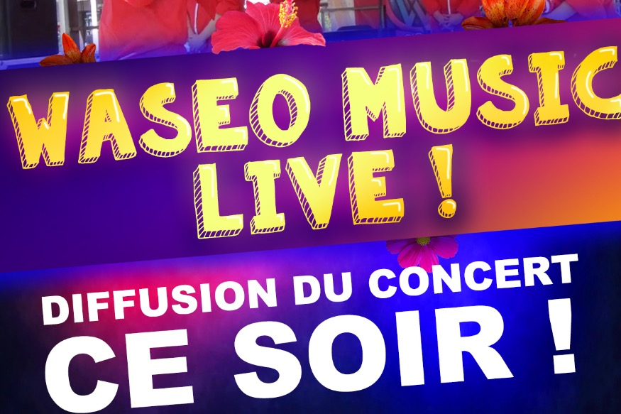 Diffusion WASEO MUSIC LIVE